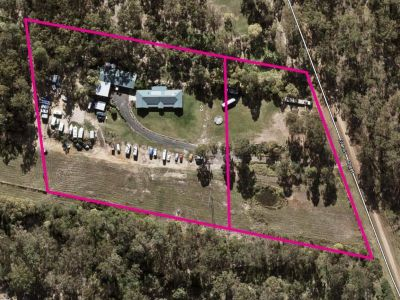 HUGE HOME + 18 CAR ACCOM ON 3.14 ACRES ONLY 7 KMS FROM IPSWICH CBD