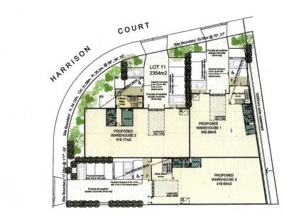 PLANNING PERMIT FOR 3 FACTORIES