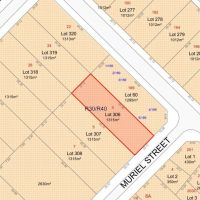 HUGE 1,315SQM OF VACANT LAND ZONED R30/40 WITH POTENTIAL PLUS!