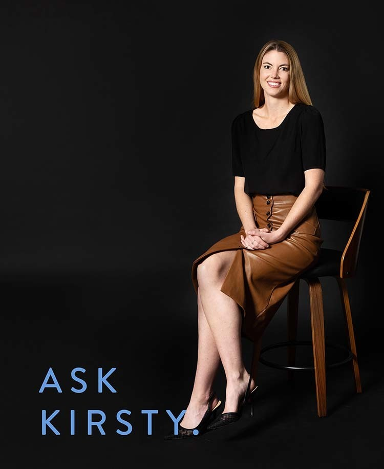 Kirsty Hunt real estate agent
