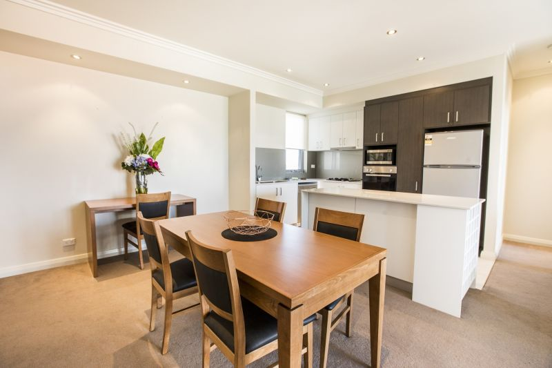 STUNNING 1 x 1 and 2 x 2 FULLY FURNISHED APARTMENTS!