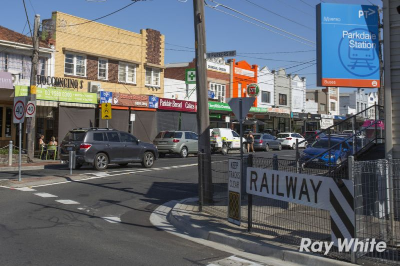 Boutique Retail Shop within Busy Shopping Strip