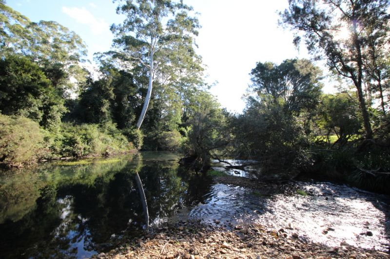 Country Hobby Farm on 10 River Front Rural Acres Rollands Plains near Port Macquarie