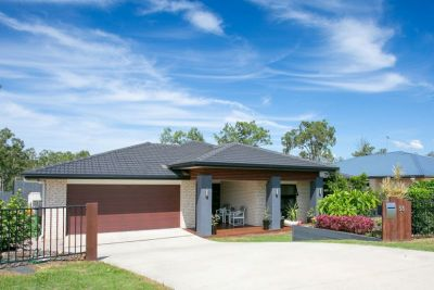 ACREAGE LIVING WITH EXECUTIVE STYLE HOME