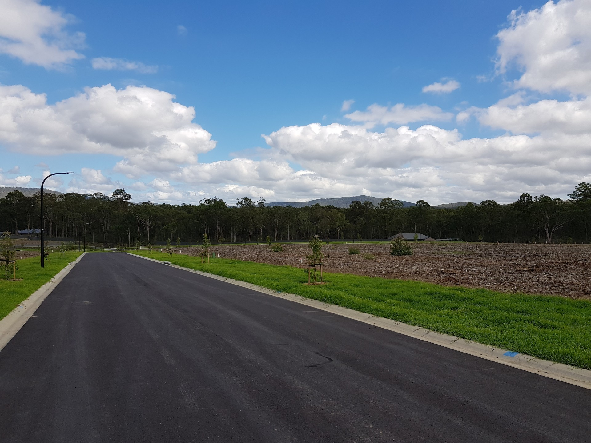 Paxton LOT 607 Proposed Road | Watagan Rise