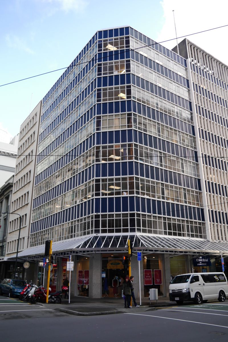 1/166 Featherston Street, Wellington Central