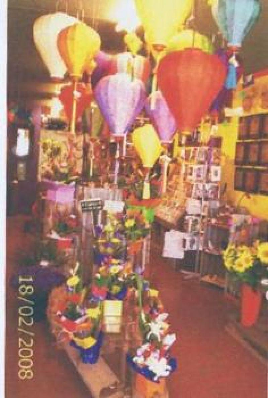 Shrinking Violets Florist - Established for 10 years.