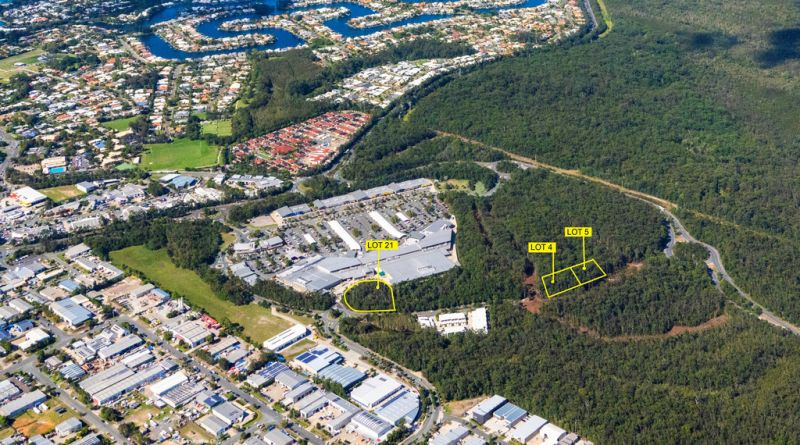 Noosa Civic Commercial Land - 3,820 square metres (approx)