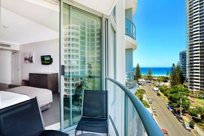Fully furnished studio apartment with kitchenette two to choose from $325 and $350 per week