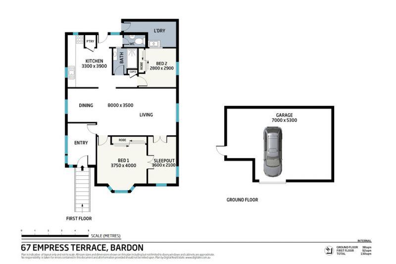 67 Empress Terrace Bardon 4065