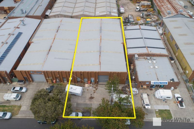 EXCEPTIONAL STAND-ALONE INDUSTRIAL INVESTMENT