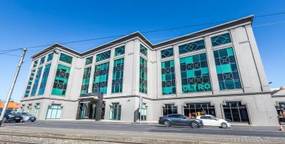100% Leased Investment with Massive Development Upside