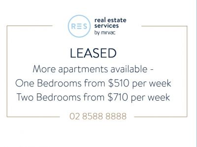 Large One Bedroom with Parking Included and Dual Balcony