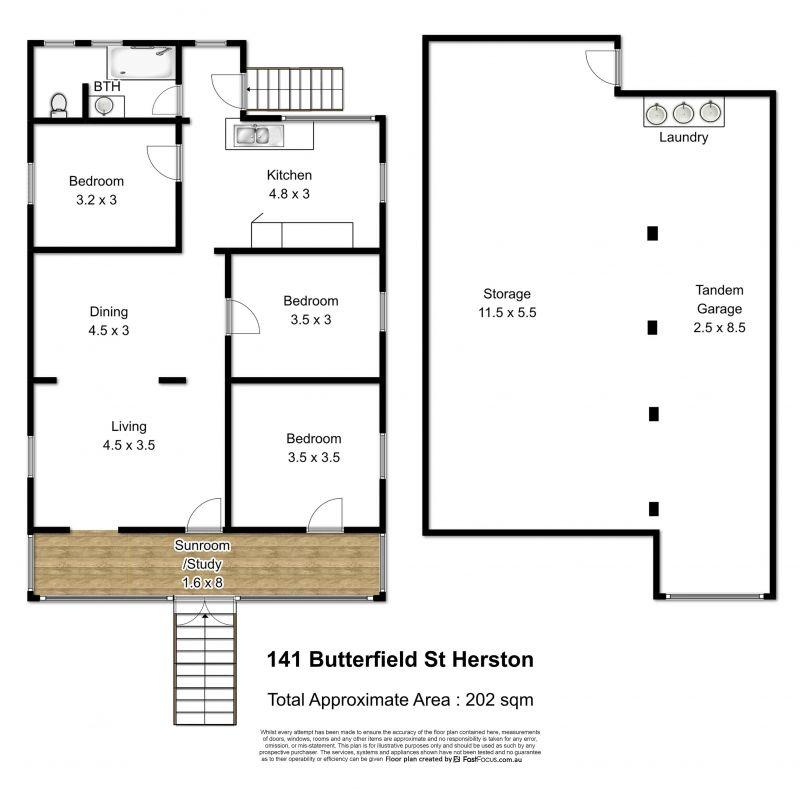 141 Butterfield Street Herston 4006