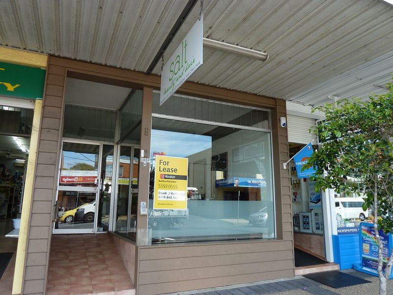 CHIRN PARK - HAIR, BEAUTY, NAILS, OFFICE OR RETAIL 70M2
