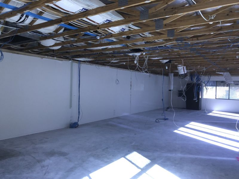 Refurbishment Started! Get In Now To Secure Your Fit out Option