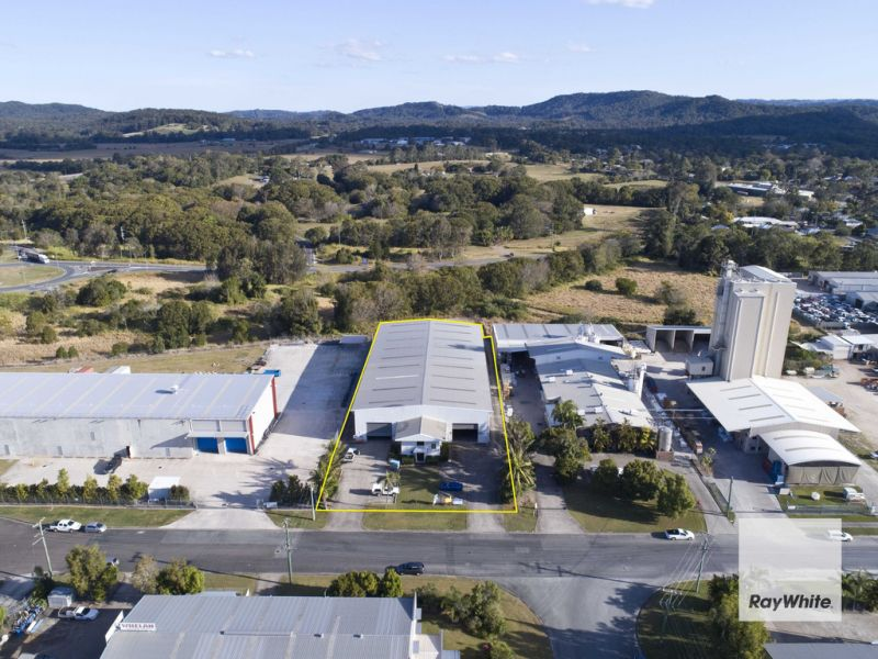 Large Industrial Facility For Lease   Yandina, Sunshine Coast