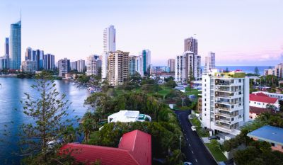 The Ultimate Urban Sanctuary  Serenity Surfers Paradise