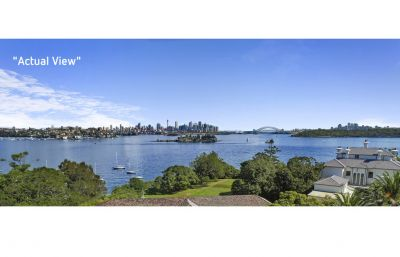 Sensational Harbourside Opportunity!  Build your Dream Home Here! Never to be Built out Expansive Harbour Views. Ideal Parkside/Harbourside Location.