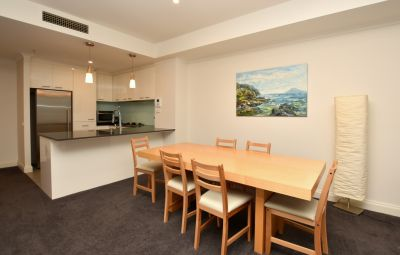 Furnished Two Bedroom Apartment with a Renovated Fresh Appeal!
