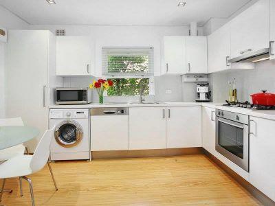 Tastefully renovated two bedroom Art Deco Residence