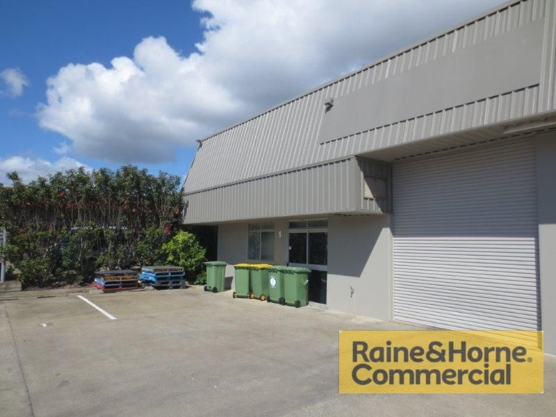 62sqm Industrial Unit with Cold Room