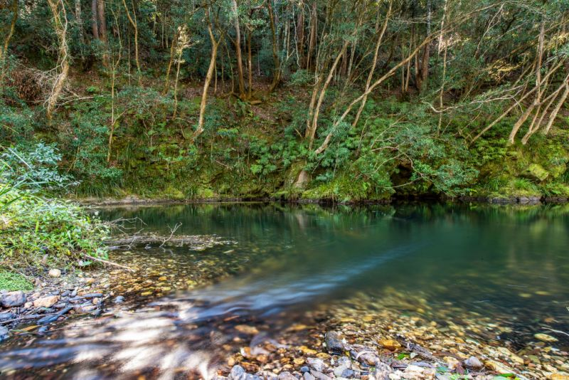 9 Pristine Acres, Private River Frontage, Timber Cottage