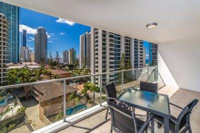 Luxury Beachside Apartment