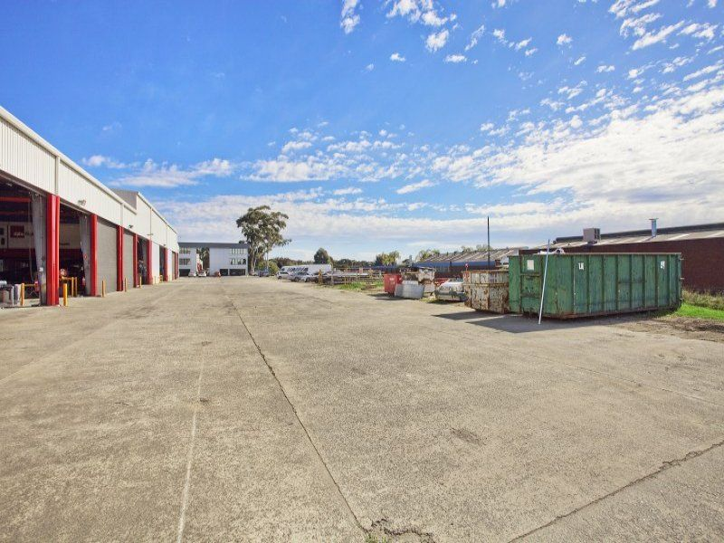 SOLD BY MATTHEW MCHARDY - SUBSTANTIAL INDUSTRIAL FACILITY