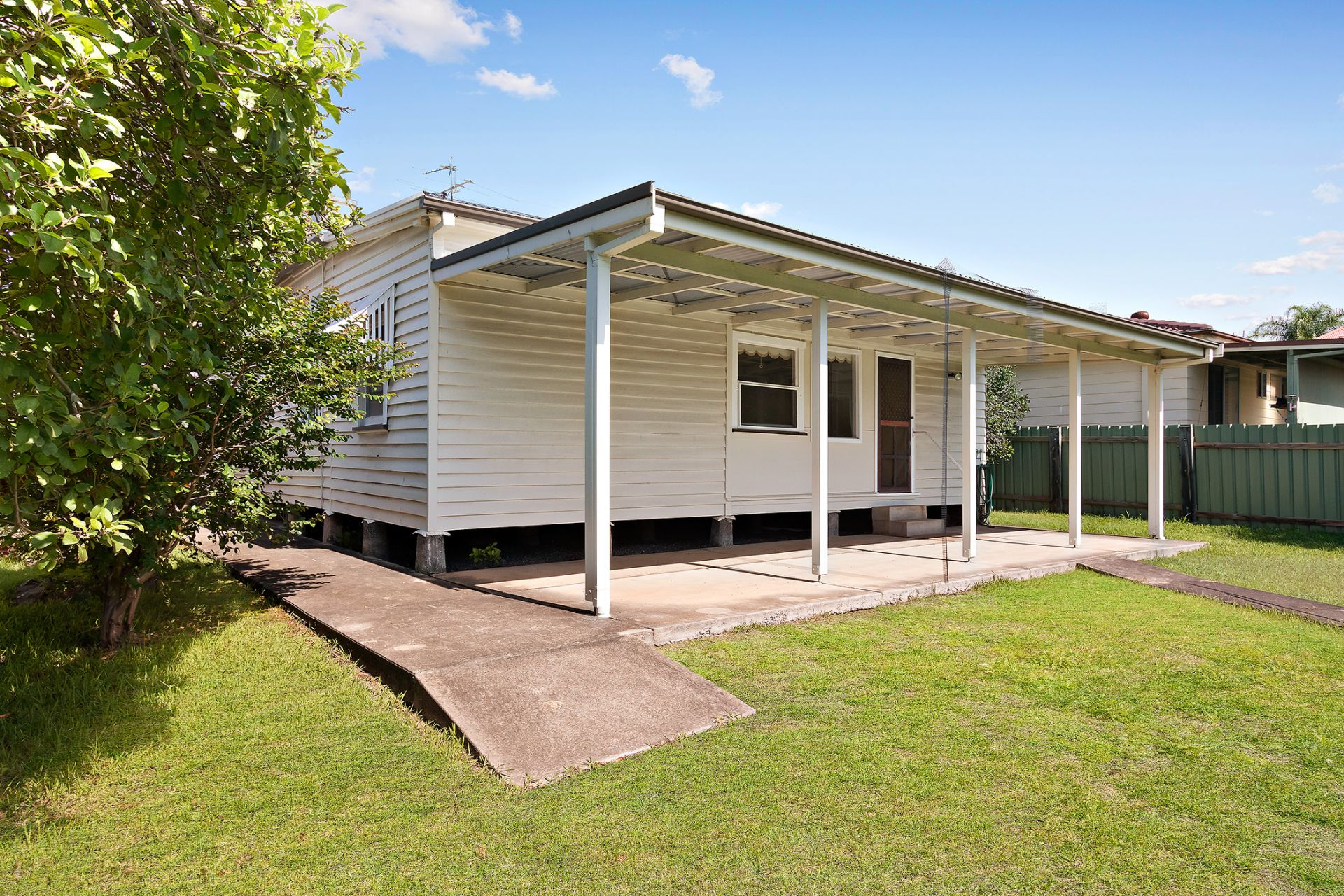 Original cottage, subdivision potential
