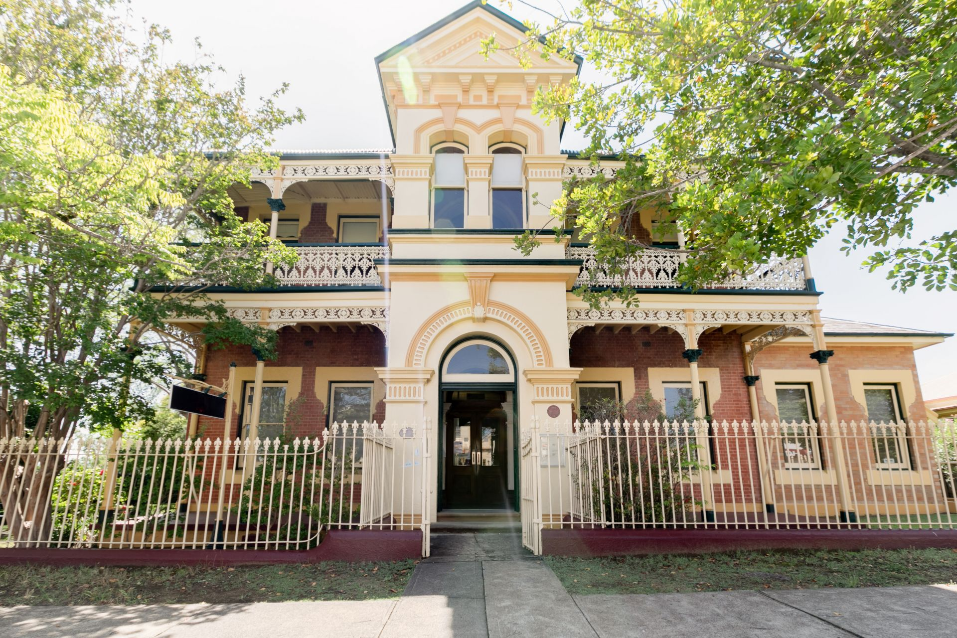 Architectural Masterpiece built circa 1884