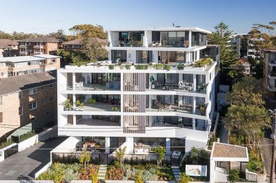 COVE - A STATEMENT IN STYLE - TRIPLE ASPECT - OCEAN VIEWS