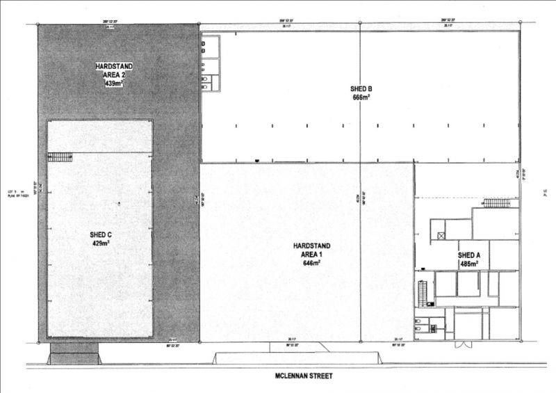 WAREHOUSE - City Gates Profile VACANT NOW