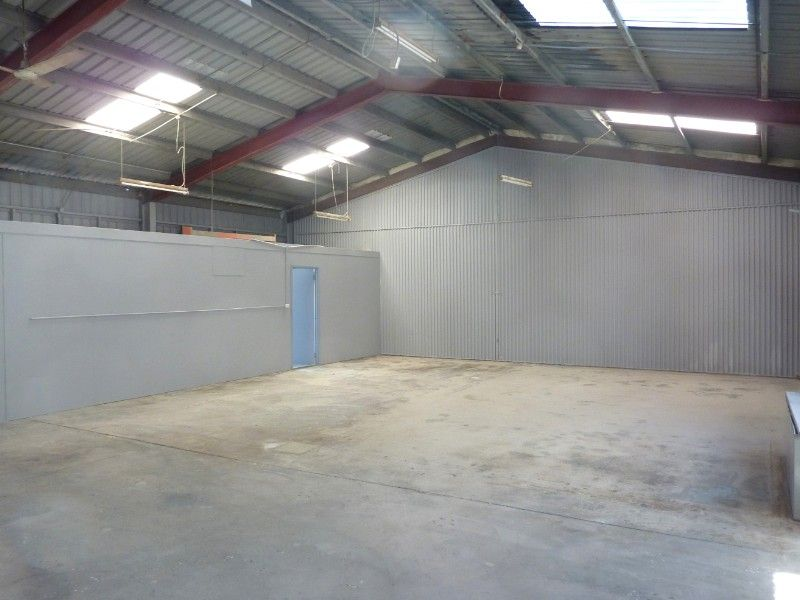 FUNCTIONAL SHED SPACE IN KIPPA RING