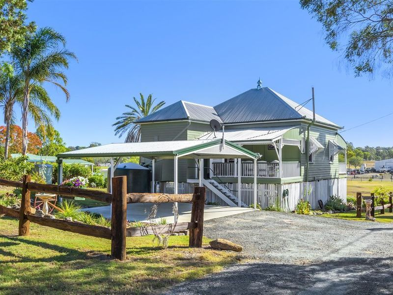 Traditional Boonah home