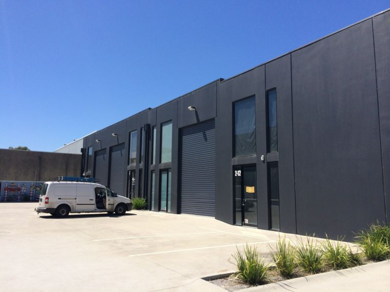 IMPRESSIVE AS NEW WAREHOUSE TO LEASE