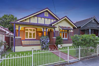 One of Ashfield's most sought-after locations