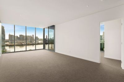 A flawless Docklands Sanctuary