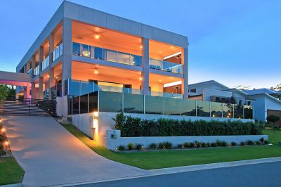 A Magnificent Home with Stunning Coastal Views