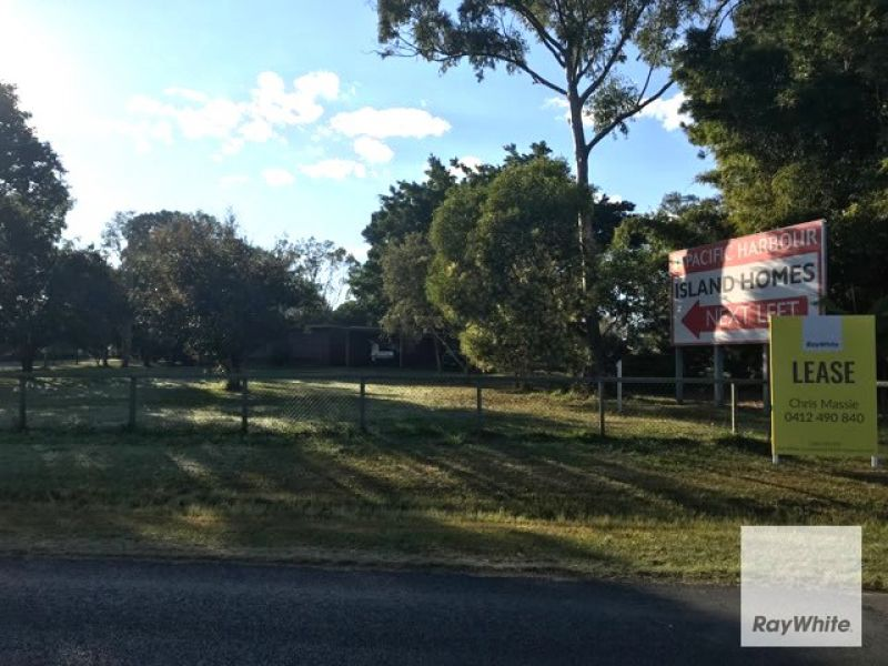 2 Acre Block with Absolute Highway Frontage