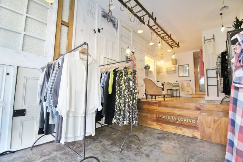 BOUTIQUE RETAIL AT ITS BEST!