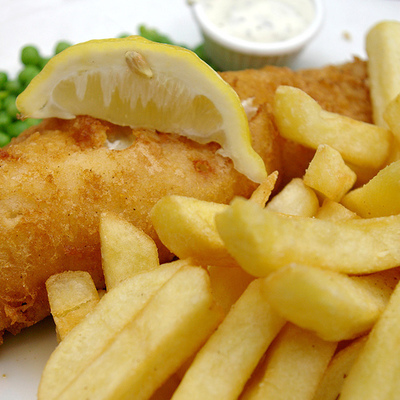 5.5 days Fish & Chips with Accommodation – Ref: 18133