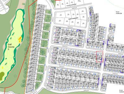 Land  Prime corner block  709.5m2