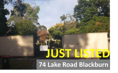 74 Lake Road, Blackburn