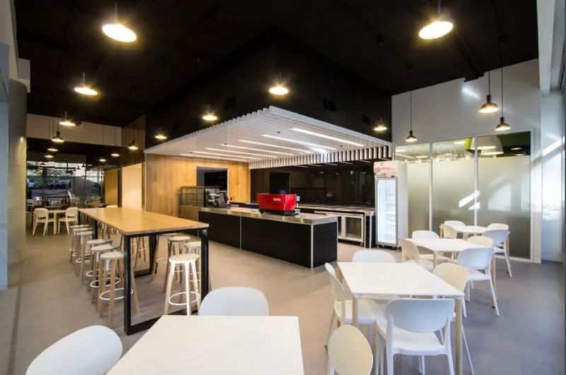 Modern office space in North Ryde
