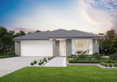 BRAND NEW HOUSE AND LAND PACKAGE –  HOME BUILDERS STIMULUS & FHOG APPLY!