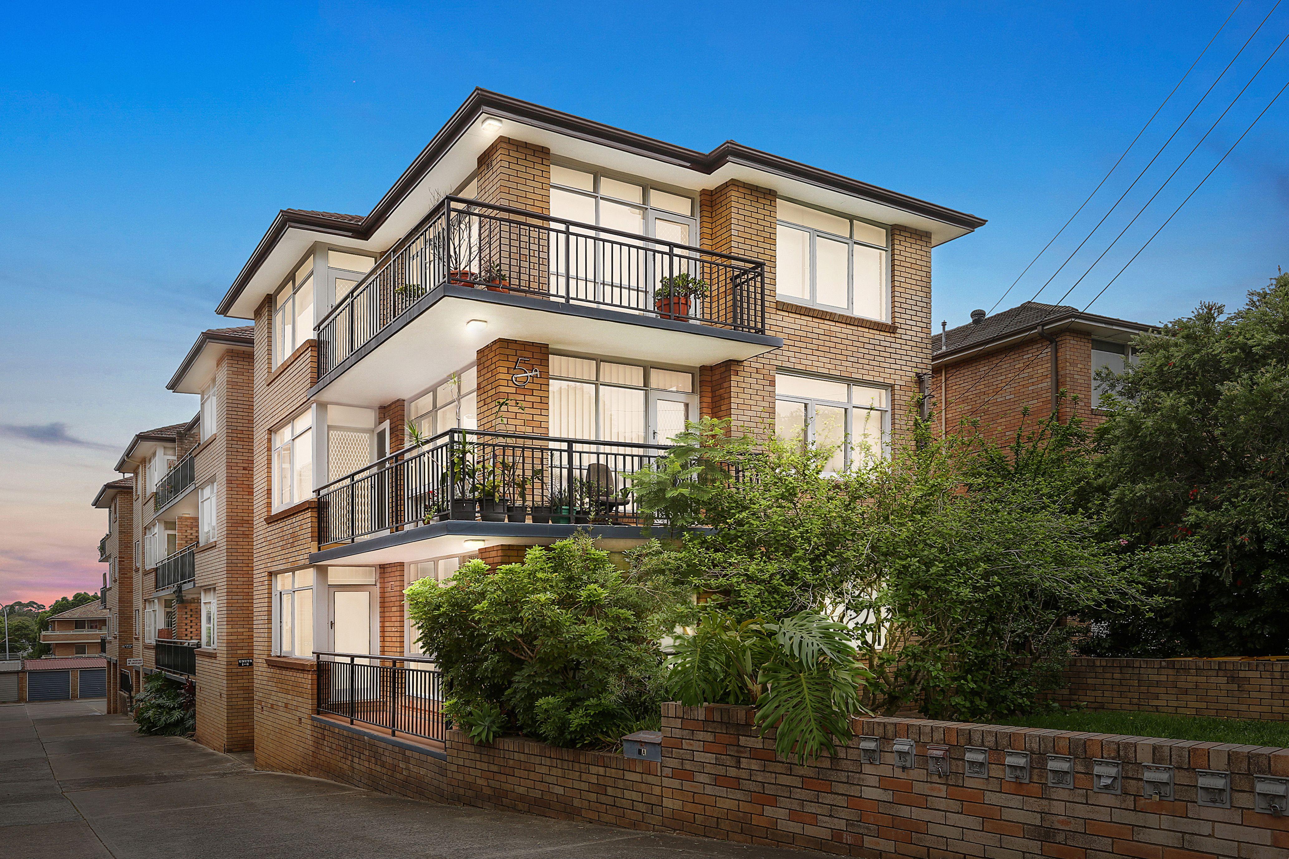 1/5A Gower Street, Summer Hill NSW 2130