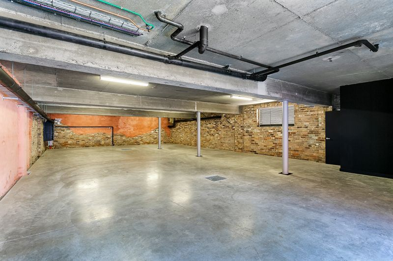 Blank Canvas | Open plan office space or car park