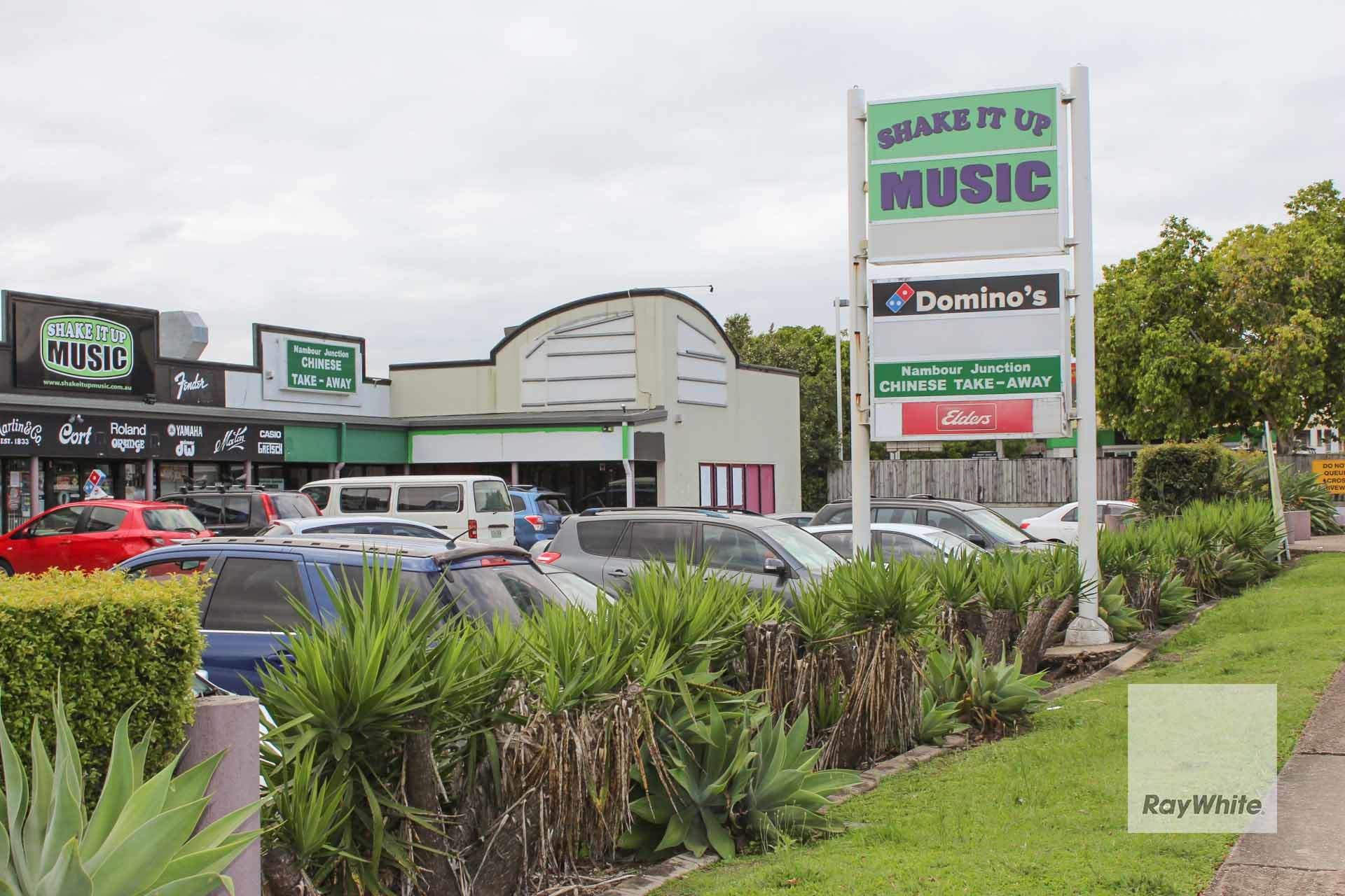 Nambour Junction Shop - Food, Retail or Office Suitable | For Lease
