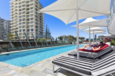 FURNISHED STUDIO APARTMENT IN HEART OF SURFERS PARADISE